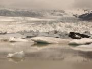 Gletschersee Vatnajökull Island RH_L2410